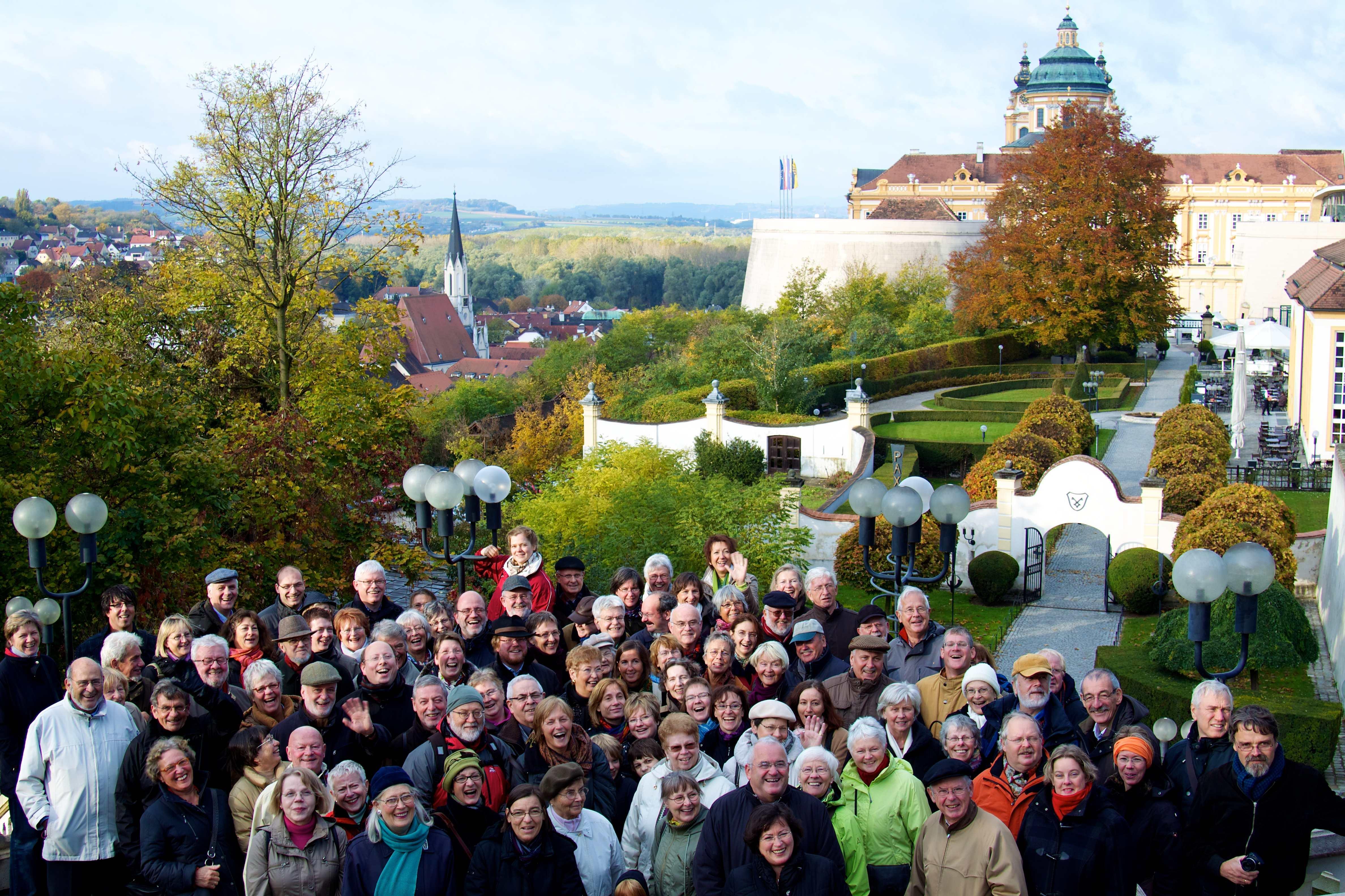 Konzertreise Wien