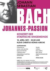 Plakat 2011 Bach