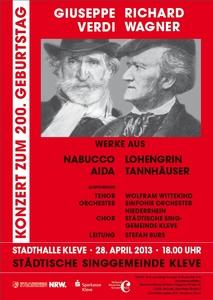 Plakat 2013 Verdi-Wagner