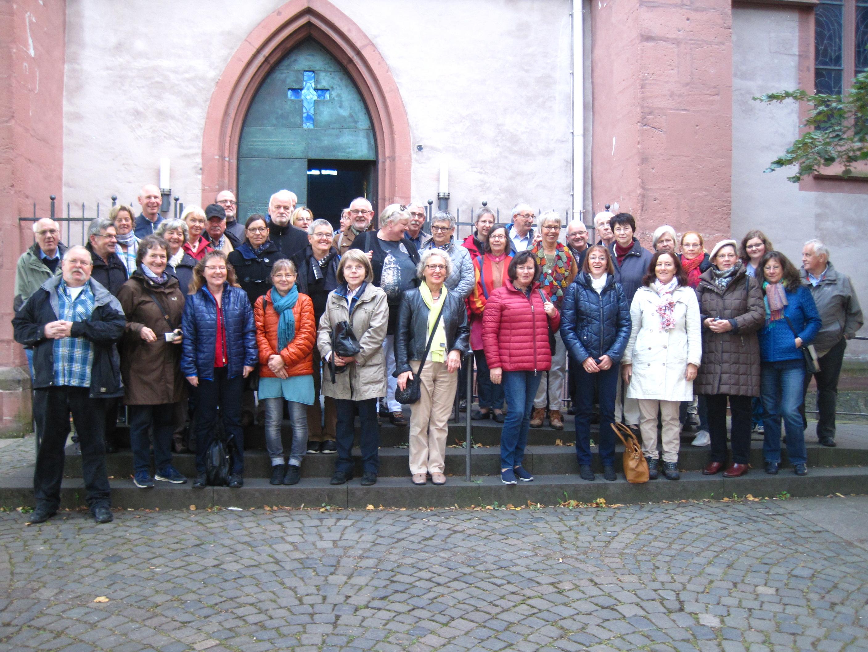 Konzertreise Mainz